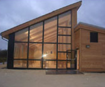 Idle Valley Visitor Centre