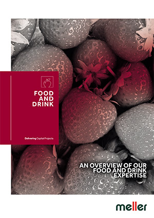 Meller Food and Drink Brochure
